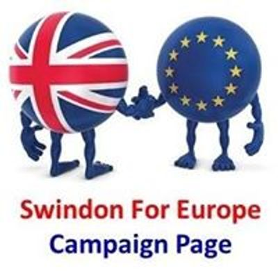 Swindon For Europe Campaign Page