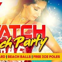 YoYo - Baywatch Beach Party