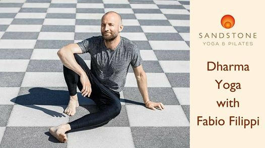 Monthly Dharma Yoga with Fabio Filippi in Sutton Coldfield