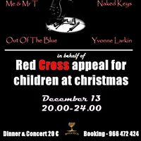 Red Cross Appeal for children