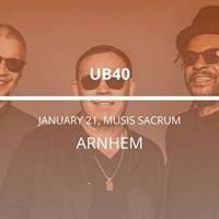 UB40 in Arnhem