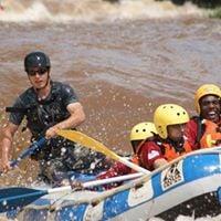 White Water Rafting At Sagana