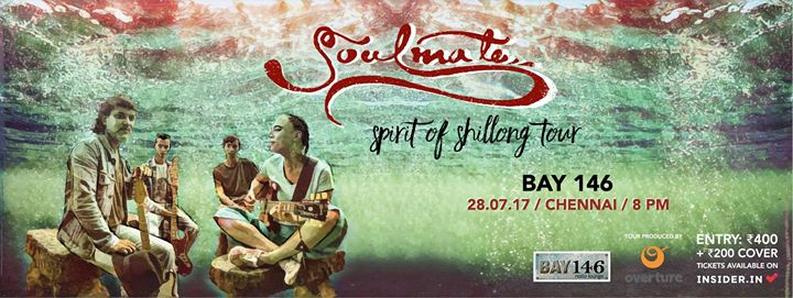Soulmates Spirit of Shillong tour at Bay146