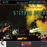 Stephen Devassy and Solid Band Live Concert - London