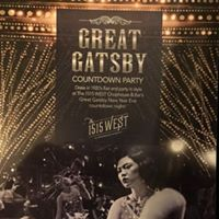 Great Gatsby Countdown Party
