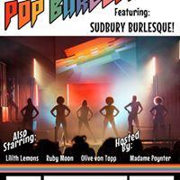 The Femmes Rebelles Present Pop Burlesque