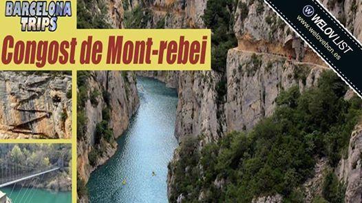 Dom(10 marzo) Congost De Mont Rebei SOLO 30