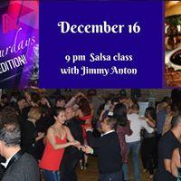 ViVa Salsa Saturday - Holiday Edition