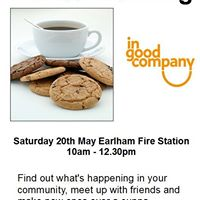 Coffee Morning - North Earlham Fire Station