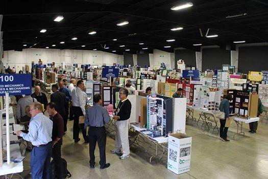 2019 Orange County Science & Engineering Fair - Judging Day