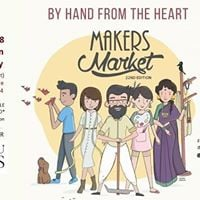 By Hand From The Heart Makers Market Coimbatore