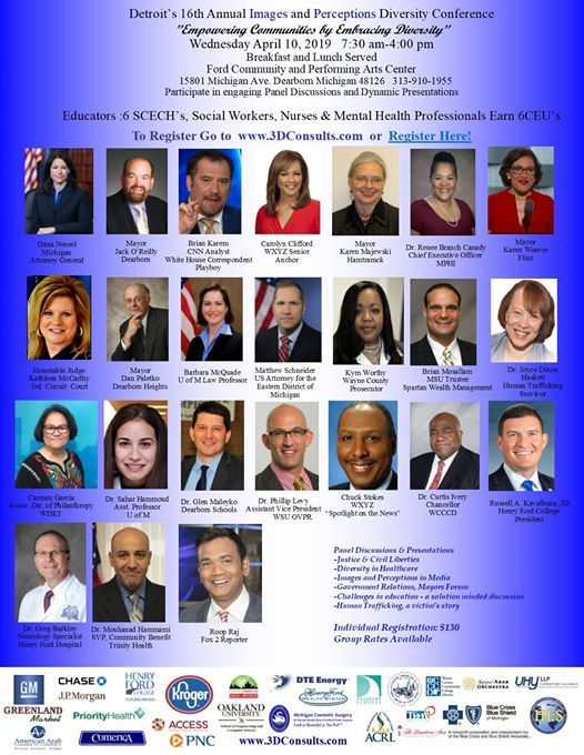 16th Annual Images & Perceptions Diversity Conference