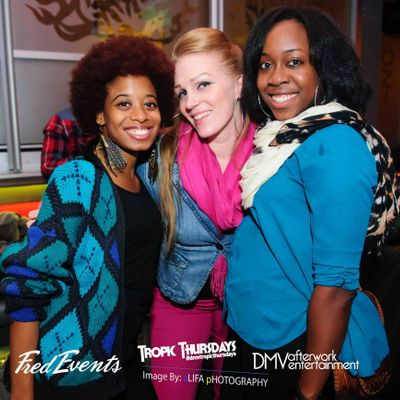 TropicTHDC Thursday Social  Afro-Caribbean Professionals Oct 3