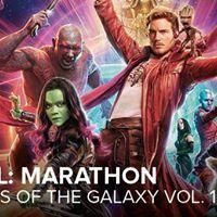 Marathon Guardians of the Galaxy 1  2
