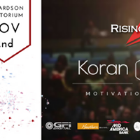 Rising Above 2017 Morning Session With Koran Bolden &amp Rod Long