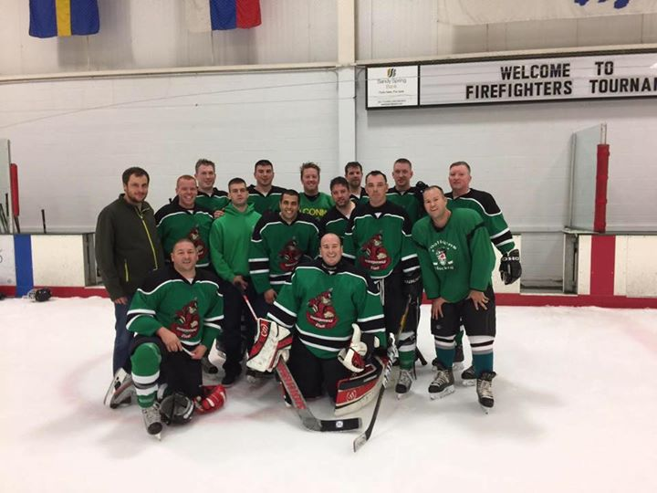 DC Burn Foundation Tournament Game #2 vs Anne Arundel Fire at The ...