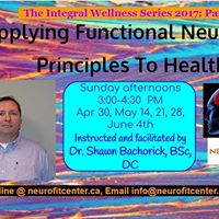Applying Functional Neurology Principles To Health - IWS P5