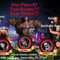 Salsa Bachata West Coast &amp Zouk Dance Party