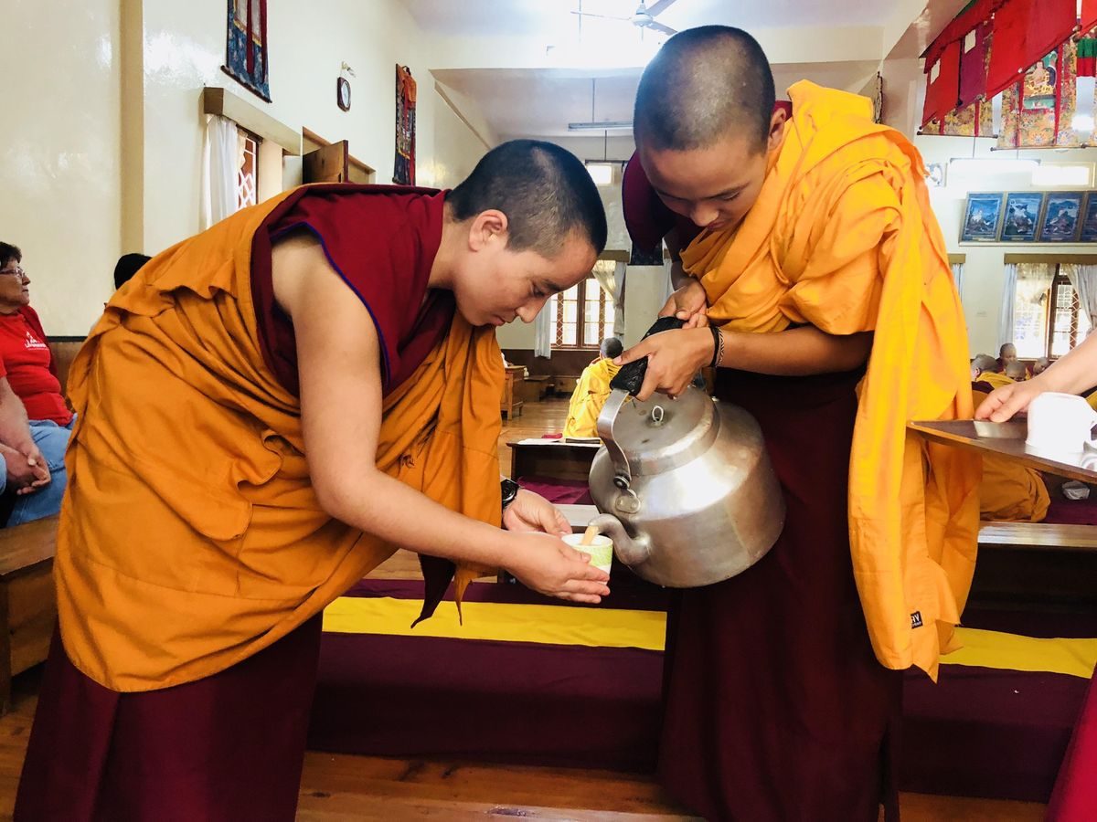 Dalai Lama Teachings Retreat Tour November 2019 Dharamsala