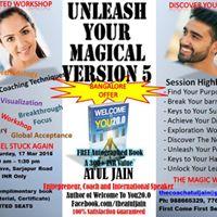 Bangalore Unleash Your Magical Version 5