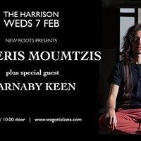 New Roots Lefteris Moumtzis  Barnaby Keen