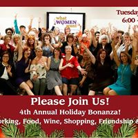 Fort Worth What Women Want - 4th Annual Holiday Bonanza