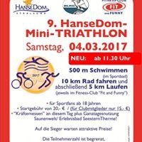 9. HanseDom-Mini-Triathlon