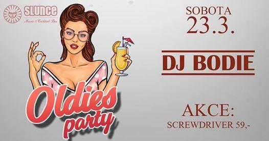 Oldies Party DJ Bodie