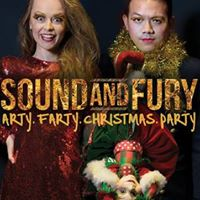 Sound and Fury Arty Farty Christmas Party