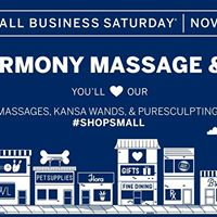In Harmony - Small Business Saturday