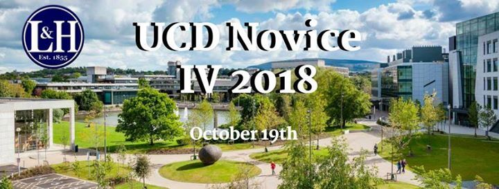 UCD Novice IV 2018