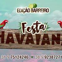 Festa Havaiana  Edio Barreiro