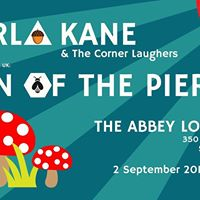 Karla Kane &amp The Corner Laughers Fun of the Pier at The Abbey