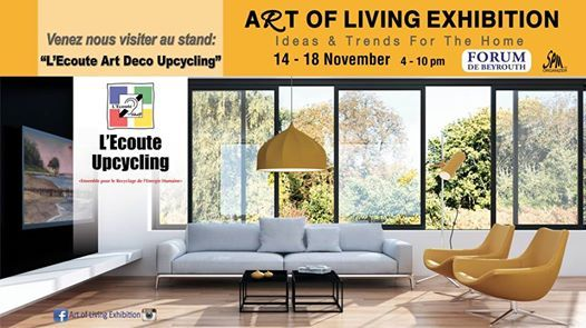 Art of living exhibition- ideas & trends for the home