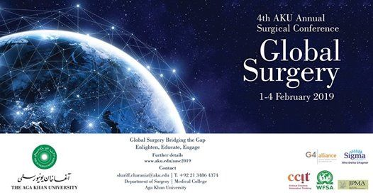 4th AKU Annual Surgical Conference