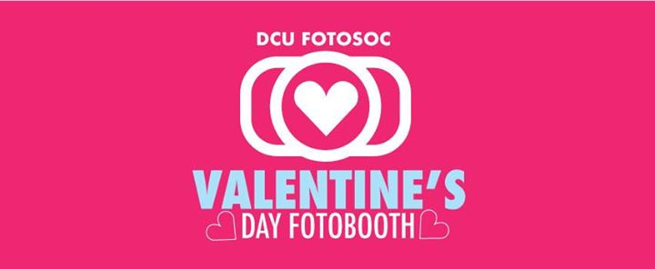 DCU Fotosoc Valentines Day Fotobooth