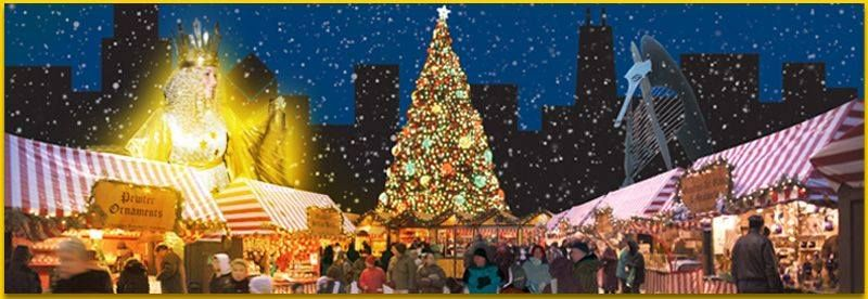 Lincoln Christmas Market Coach Trip