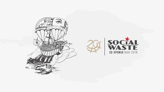 20  Social Waste - Piraeus Academy -  4  2019