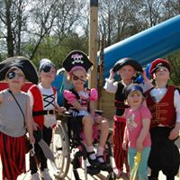 Princesses and Pirates Weekend