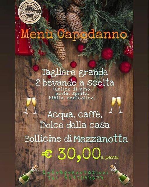 Capodanno 2019 targato Civico Zero
