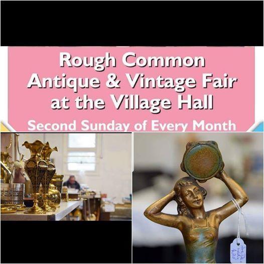 Rough Common (Canterbury) Antique & Vintage - Monthly Fair