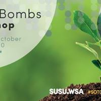 Official Freshers WSA Seed Bomb Workshop