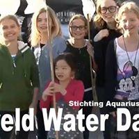 Wereld Water Dag 2017 - Rotterdam Amsterdam Schoon