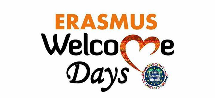 Erasmus Welcome Days (Spring 2018)