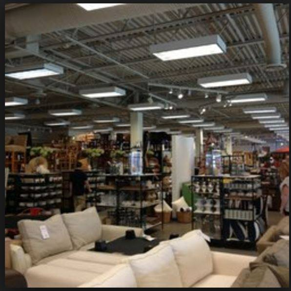 Pottery Barn Outlet Pop Up Store Grand Opening At 788