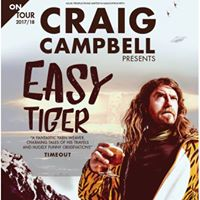 Craig Campbell (CAN) - Easy Tiger