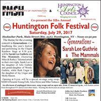 Huntington Folk Festival