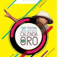 3er Festival de Voz Recia Calenda de Oro