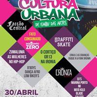 1 Festival de Cultura Urbana de Embu das Artes.