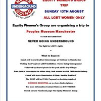 Equity Womens Group Trip to the Peoples Museum Manchester